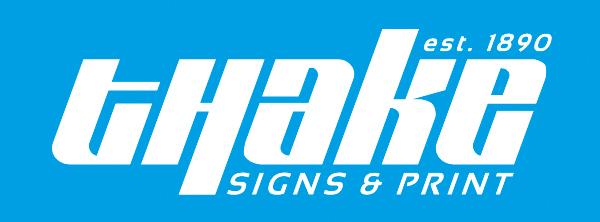 Thake Signs